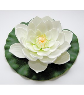 Velda Lotus Foam White 20 cm