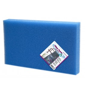VT Filter Foam 100*50*5 cm blue