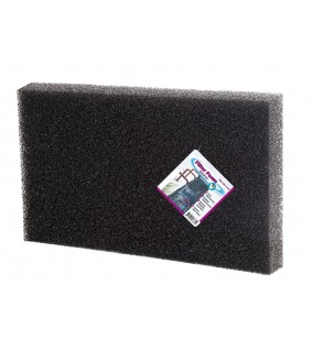 VT Filter Foam 100*50*5 cm Black