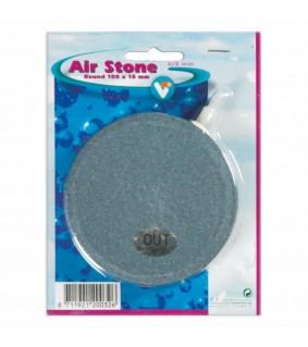 VT Airstone round 100 X 18 mm 6mm/8mm