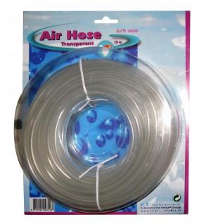 VT Air Hose transparent 6-9 mm 15 m