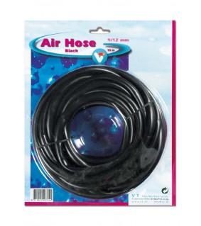 VT Air Hose black 9-12 mm, 10 m