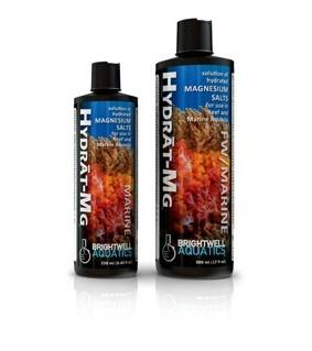 Brightwell Aquatics Hydrat-Mg - 250 ml /8.5 fl. oz.