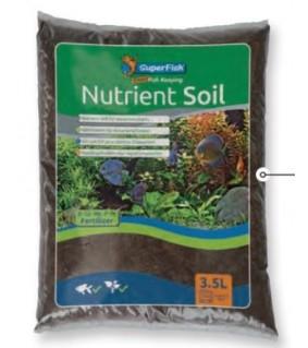 Superfish Aqua Plant Nutrient Soil 3,5l