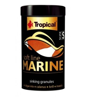 Tropical soft line Marine S sinking granules 60g/100ml
