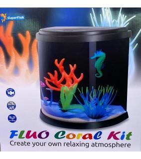 SUPERFISH FLUO CORAL KIT aquarium