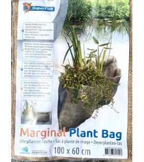 SUPERFISH MARGINAL PLANT BAG 100X60cm kasvisäkki lampikasveille