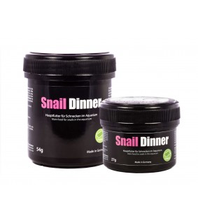 GlasGarten Snail Dinner 27g