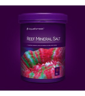 Aquaforest Reef Mineral Salt 400 g