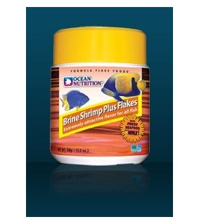 Ocean Nutrition Brine Shrimp Plus Flake