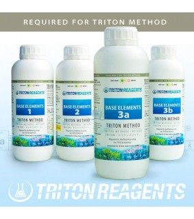 Triton CORE7 Reef Supplements 4x 10 ltr