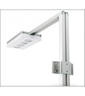 Aqua illumination - EXT MOUNT 48Silver