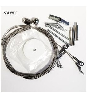 Aqua illumination - Wire kit for SOLrail