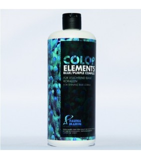 FaunaMarin Color Elements Blue 250 ml