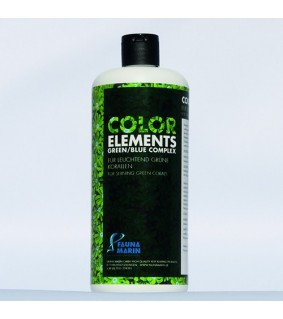 FaunaMarin Color Elements Green 250 ml