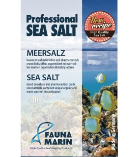 FaunaMarin Professional Sea Salt 10 kg