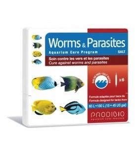 Prodibio Worms & Parasites Salt 6 ampullia