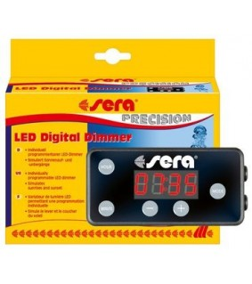 Sera LED Digital dimmer, himmennin