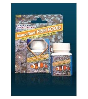 Nano Reef Fish Food 15g