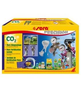 Sera Flore CO2-lannoitusjärjestelmä