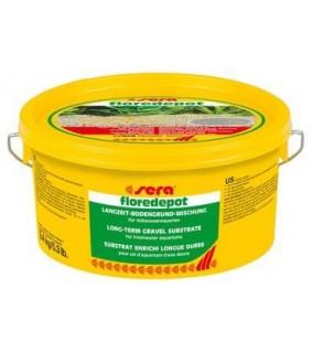 Sera Floredepot 2,4 kg - pohjaravinne kasveille