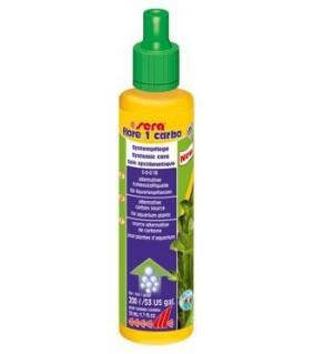 Sera Flore 1 carbo 50 ml - hiili-lisä kasveille