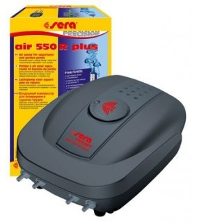 Sera Air 550 R plus ilmapumppu