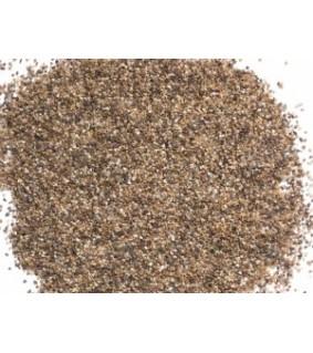 Akvaariohiekka ruskea 8 kg 1-2 mm, värjäämätön