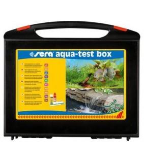 Sera Aqua - test box (+Cu)