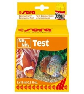 Sera ammonium/ammonia Test (NH4/NH3) 15ml