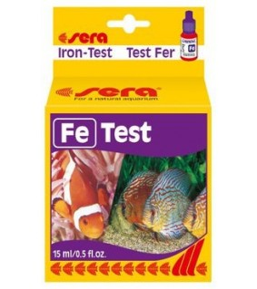 Sera Fe- Test (Rauta) 15 ml