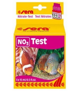 Sera NO3- Test (Nitraatti) 15 ml
