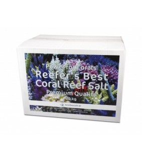 Reefers Best Coral Reef Salt Premium 20kg