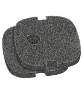 Sera Filter sponge black for 130/130+UV 2 kpl/pkt