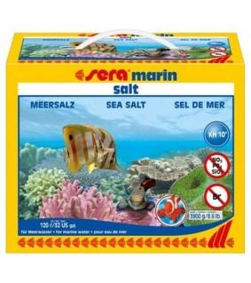 Sera Marin Salt 20 kg - Merisuola