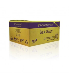 AquaForest Probiotic Reef Salt 25kg (laatikko)