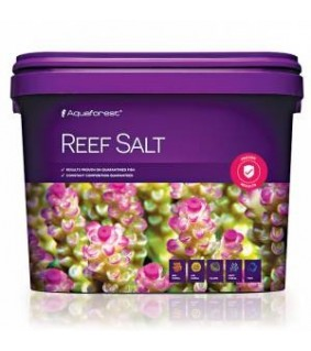 AquaForest Reef Salt 10kg (ämpäri)