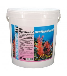 hw-Marinemix professional - PP-bucket with 20 kg