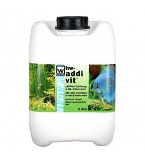 hw-addivit - PE-bottle - 500 ml