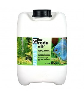 hw-reduvit - PE-bottle - 500 ml