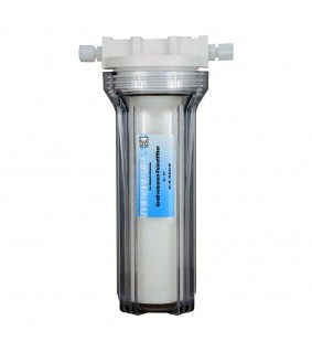 hw-High-Volume Pre-Filter (5µ), incl. Fittings & mounting bracket