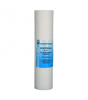 hw-Exchange filter cartridge 5µ for Art.-no. 019110.00