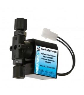 hw-autoflush - automat. Flushing device with transformer 24V