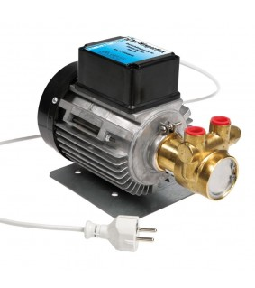 hw-wisperflex -booster pump, 220V/100W - 3600 L/24H, 8-9 bar