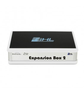 GHL ProfiLux Expansion Box 2, black, Schuko