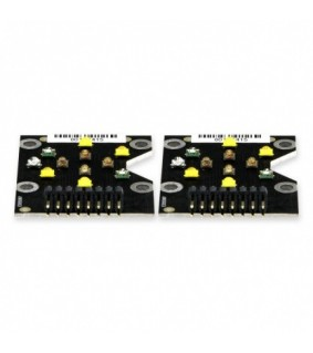 2 pcs main LED-Boards for Mitras LX 6100
