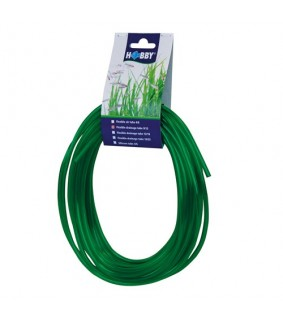Hobby Flexible Drainage Tube 12 / 16 3 m, s.s.