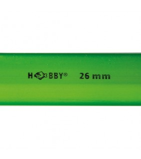 Hobby Rigid Plastic Tube Ø 26 mm outside, 1 m