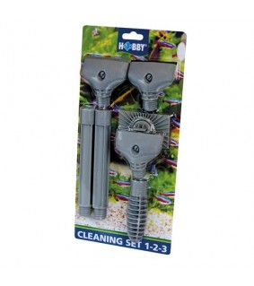 Hobby Cleaning Set 1-2-3 s.s.