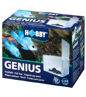 Hobby Genius, Fish trap 21x13x15 cm